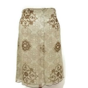 MEXX Silk Skirt
